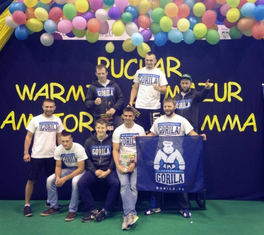 Puchar Warmi i Mazur Amatorskiego MMA