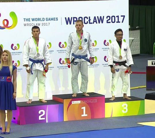 Trener Jędrzej Loska po raz kolejny mistrzem świata Ne-Waza!!
