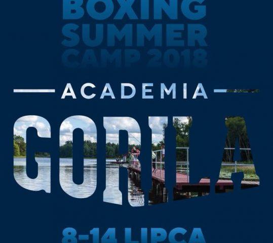 Gorila Muay Thai | Boxing Summer Camp 2018