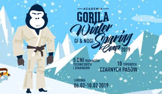 Zimowy Sparing Camp Gi&NoGi!