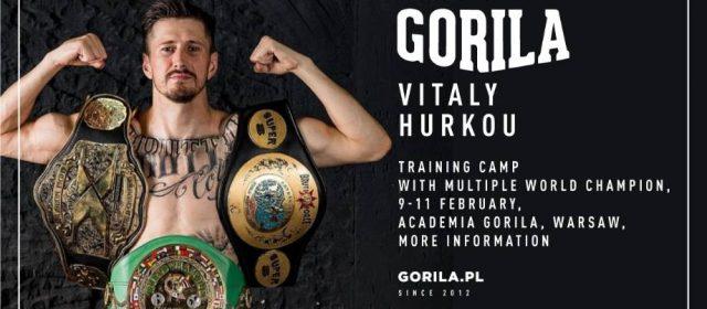 Vitaly Hurkou – zgrupowanie z legendą światowego Muay Thai!