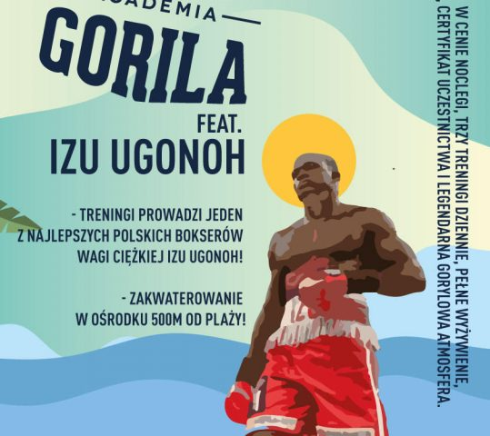 Summer Boxing Camp feat. Izu Ugonoh