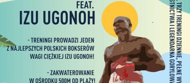 Summer Boxing Camp feat. Izu Ugonoh