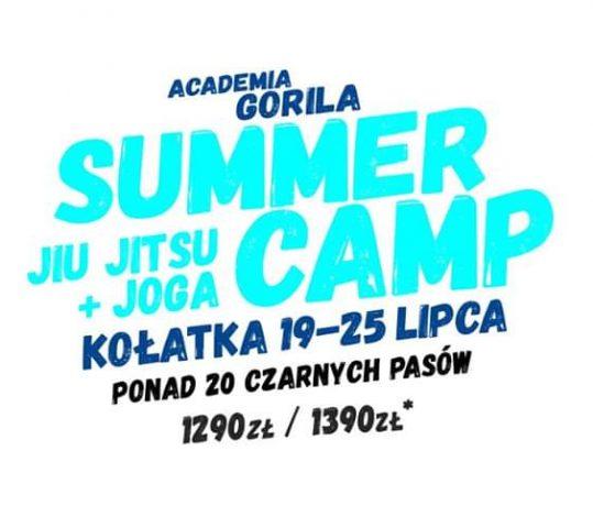 Academia Gorila BJJ Summer Camp 2020 Gi&NoGi