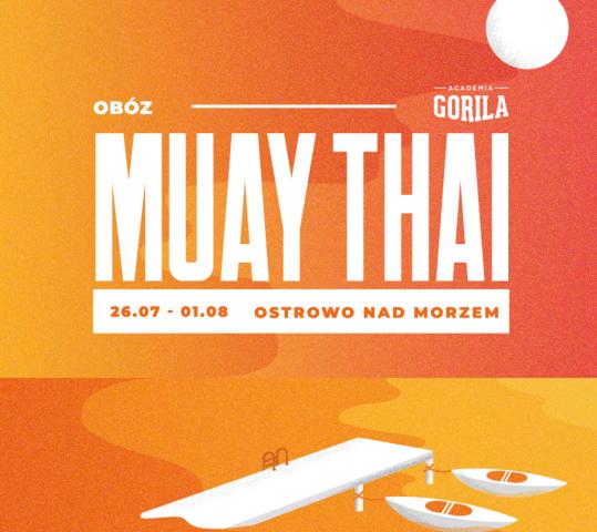 Muay Thai Camp Ostrowo 2020